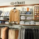 Dům značkové módy - vybavení obchodu, design obchodu