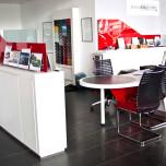 Citroën - vybavení obchodu, design obchodu