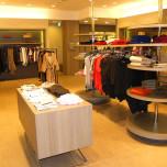 Pietro Filipi - vybavení obchodu, design obchodu