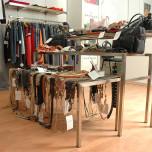 NafNaf - vybavení obchodu, design obchodu