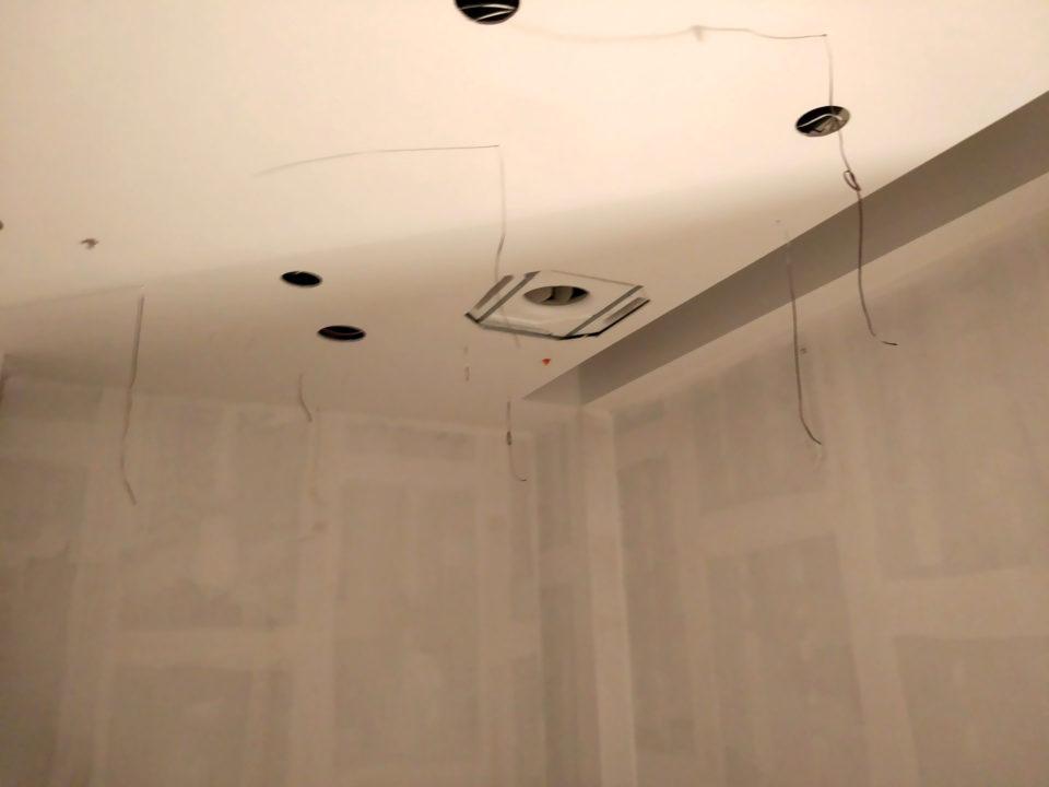 Stavební úpravy interiéru - vybavení obchodu, design obchodu